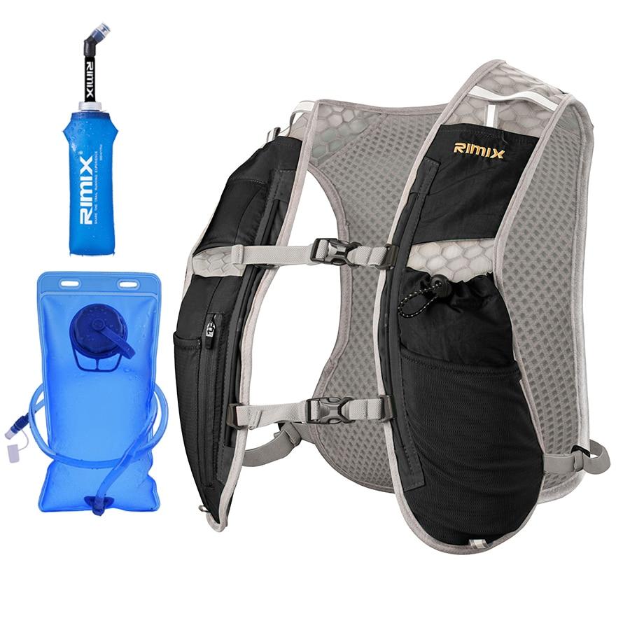 Fanny Pack Running Mobile Jogging Bag Waterproof Sports Waist Cheap Packs Marathon Trail 560Ml Hiking Backpack Vest For Men
