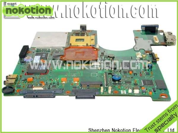 Placa madre para ordenador portátil NOKOTION para Toshiba A100 A105 v0068800 DDR3 placa madre garantía completa probada 60 días