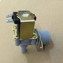 EBOWAN électrovanne électrique   Vanne deau en plastique normalement fermée pour contrôle de leau de lair G3/4 à 12mm DC12v DC24V AC220V