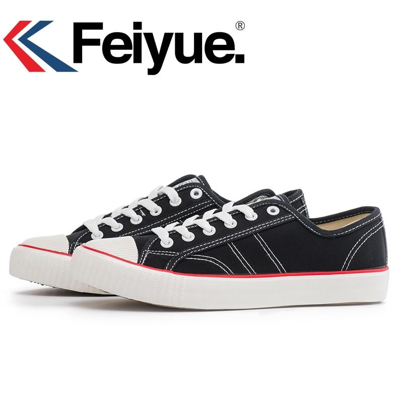 Keyconcept Feiyue felo2 zapatillas clásicas serie zapatos de lona hombres y mujeres zapatos de Skateboard