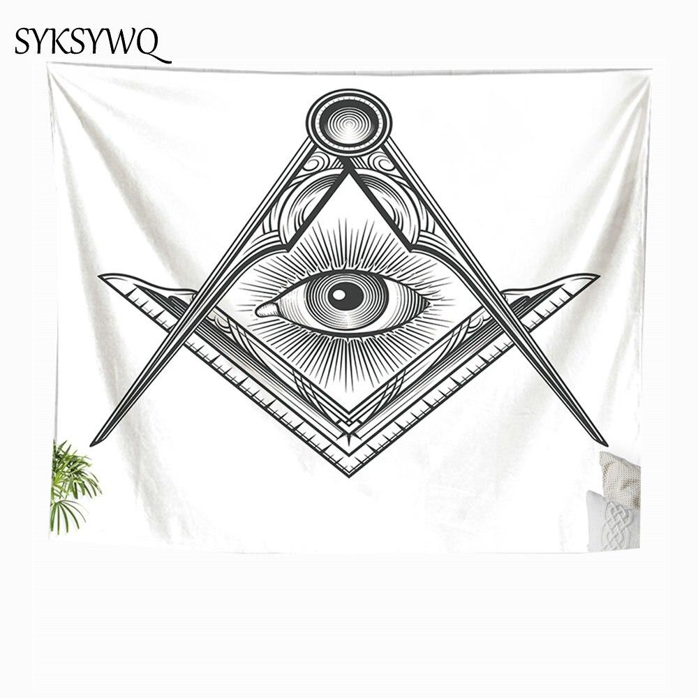 Manta de pared para ojos de Osiris 2019 nueva alfombra para colgar en la pared para ojos