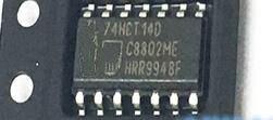 IC новый оригинальный 74HCT14 74HCT14D HCT14D HCT14 SOP14 Бесплатная доставка