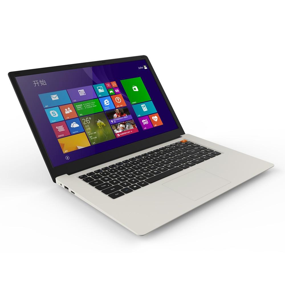 Promo 4G RAM+64G EMMC 15.6″ Laptop Computer Intel Atom Z-8350 Quad Core 1.44GHz Camera Bluetooth WIFI Webcam Netbook