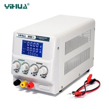 Yihua 305D-IV Dc Voeding Verstelbare Hoge Precisie 4 Digitale Display 30V 5A Spanningsregelaars Mini Laboratorium Voeding