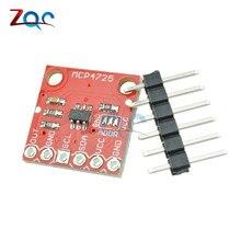 MCP4725 12Bit I2C DAC convertisseur numérique Module numérique à Analong EEPROM carte de développement pour Arduino 2.7 V-5.5 V