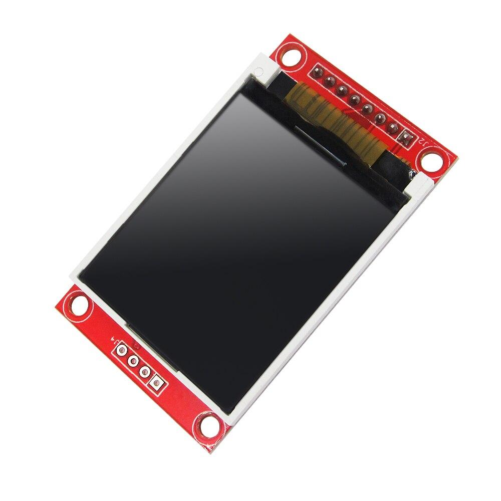 1 pcs 1.8 polegada TFT Tela de LCD Módulo lcd SPI série 51 motoristas 4 IO motorista TFT Resolução 128*160 TFT interface de 1.8 polegada