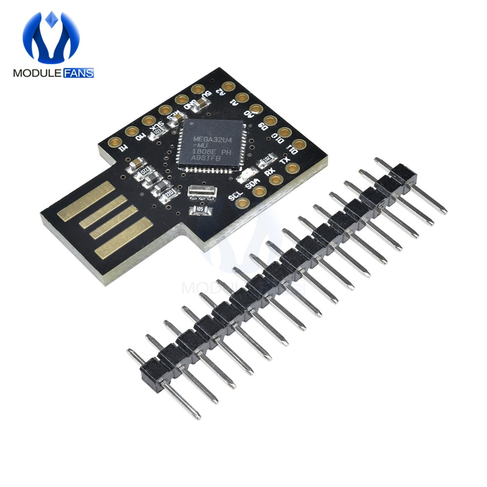 Pro Micro Beetle клавиатура USB ATMEGA32U4 мини модуль расширения для Arduino Leonardo R3 16 МГц DC 5 В