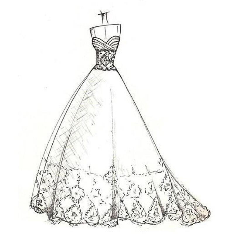 Custom Made Dress Link for bridesmaid dresses