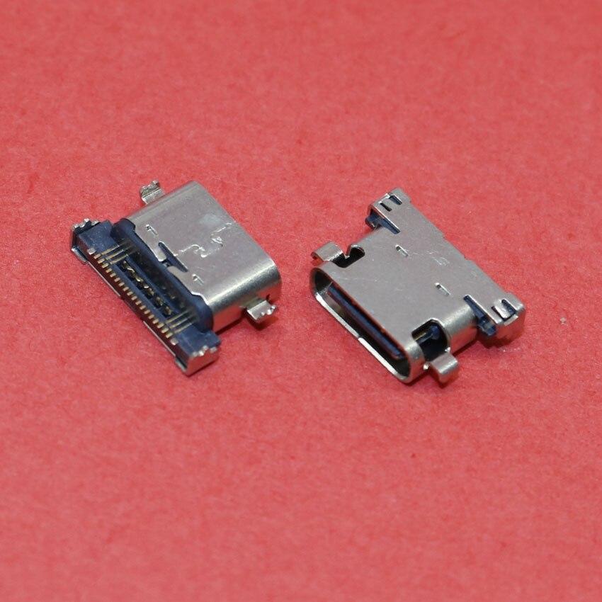 ChengHaoRan Micro USB puerto de carga del conector jack hembra para LG G5 reemplazo MC-351