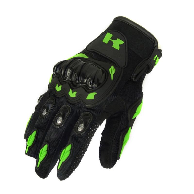 El verano y el invierno la dedo moto rcycle guantes para moto luvas de cuero de motocrós moto rbike guantes de carreras de motos en venta