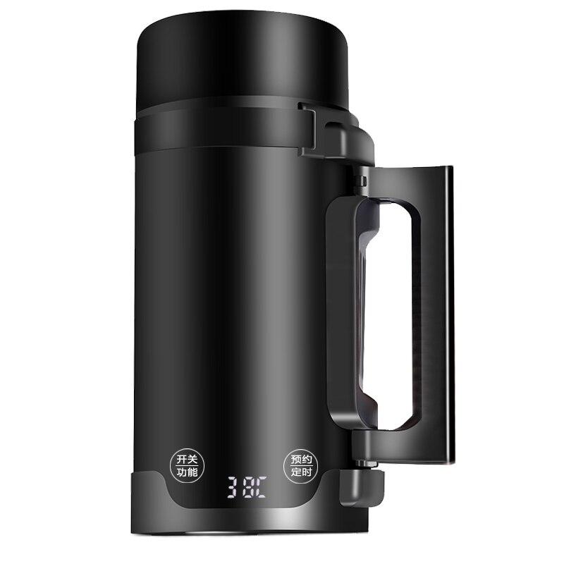 220 v mini chaleira elétrica portátil copo 600 ml copo de aquecimento elétrico de água quente copo de aquecimento elétrico 5 cores disponíveis