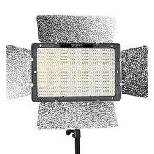 Yongnuo YN1200 LED 3200-5500 K LED lumière vidéo Ultra mince grand panneau pour Canon Nikon DSLR DV caméscope