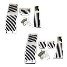 Pédale de frein à pédale de gaz   Support en alliage daluminium de haute qualité pour BMW X1 M3 E39 E46 E87 E84 E90 E91 E92