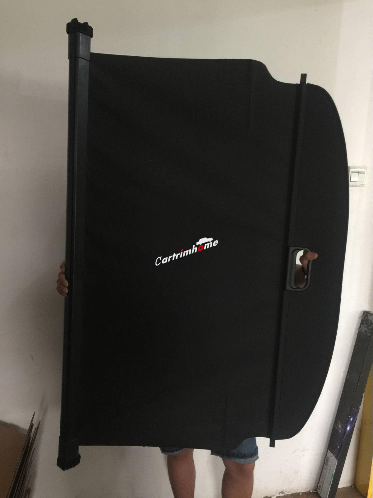 Capa traseira retrátil do tronco da carga 1 conjunto para land rover discovery sport 2015-2018