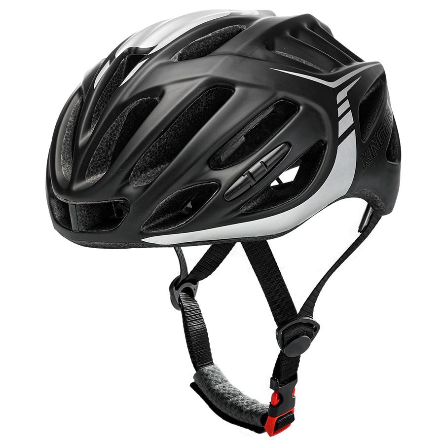 Casco de ciclismo BASECAMP 4D integralmente moldeado ultraligero de carretera MTB cascos de bicicleta de alta calidad EPS + PC 56-62CM casco de bicicleta para adultos