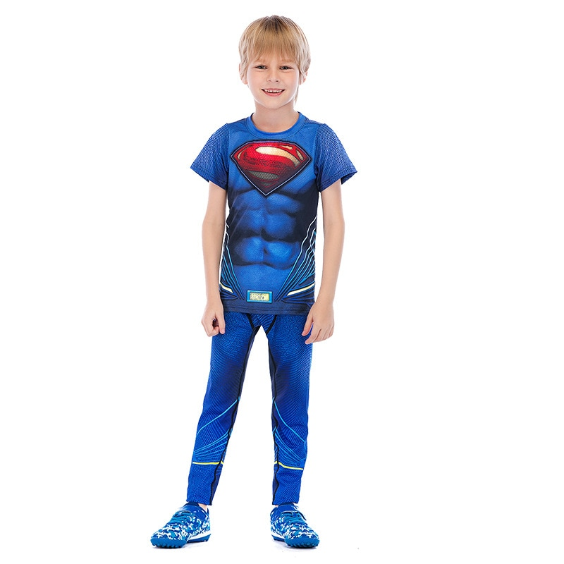 2019 New The Avengers Print 3D Suit Flash Man Hulk Batman Spiderman Venom Ironman Superman Captain America Xmen Super Heroes