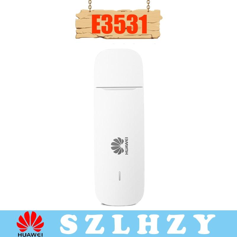 Modem de Banda Hspa + 21 Huawei Desbloqueado Larga E3531s-6 E3531s-2 E3531s-1 E3531i-2 3g Gsm Mbps Dongle pk E3331 E3531 Usb