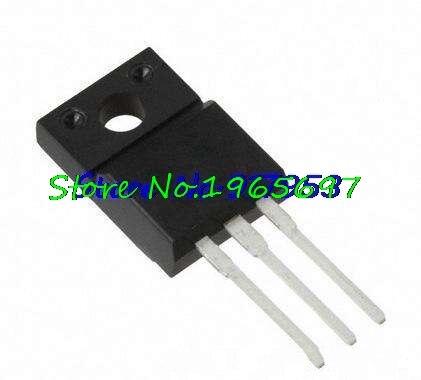 5pcs/lot SVF10N65F SVF10N65 10A 650V TO-220F In Stock
