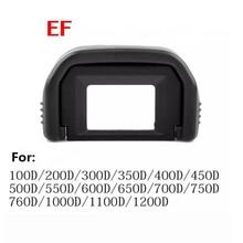 Ef Zoeker Rubber Eye Cup Oculair Oogschelp Voor Canon 650D 600D 550D 500D 450D 1100D 1000D 400D 100D 200D 300D 350D 700D 750D