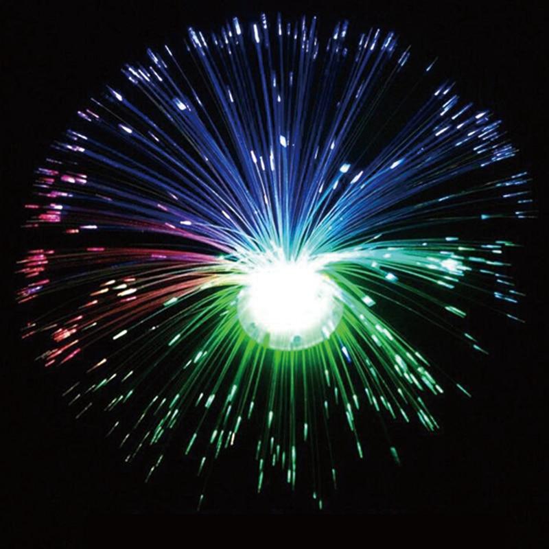 انبعاث الزهور الديكور شجرة ملونة ضوء الليل الديكور السنة الجديدة الزفاف مصابيح الإضاءة 35 قطعة/الوحدة