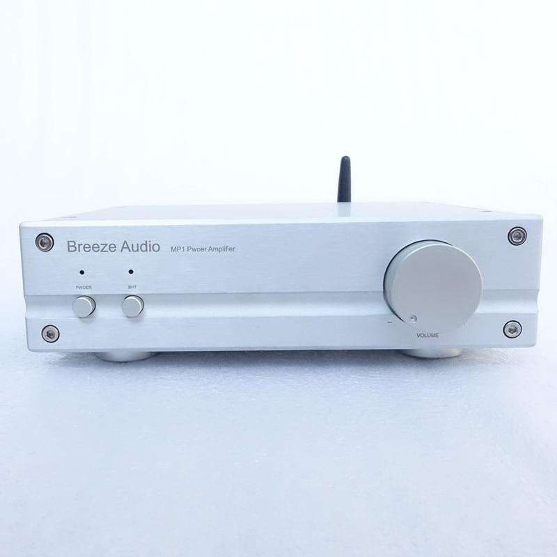 Breeze audio 30W*2 lm1875 power amplifier with Bluetooth audio input home power amplifier