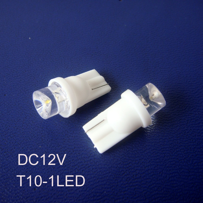 Alta qualidade 12v luzes de Advertência T10,158,168,194,912,W5W,W3W,E1,W6i,501 Carro Levou luz de Sinal lâmpada piloto frete grátis 100 pçs/lote