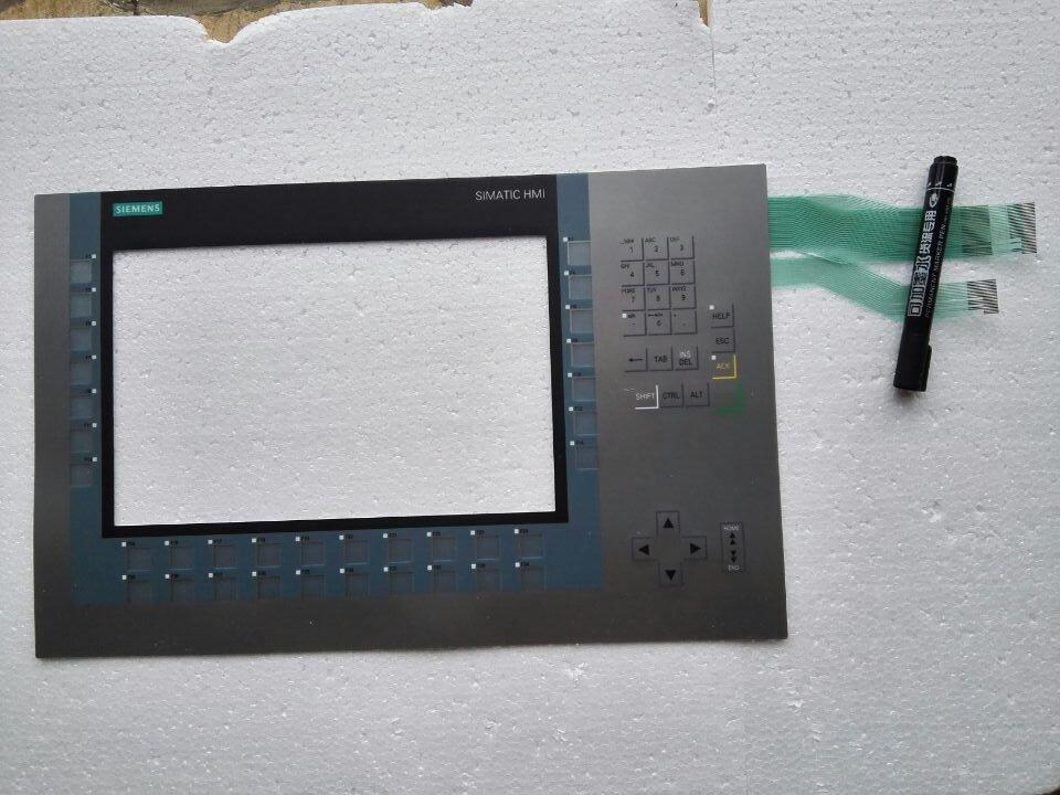 6AV2123-2MB03-0AX0 ، KTP1200 لوحة مفاتيح غشائية ل HMI لوحة إصلاح ~ تفعل ذلك بنفسك ، جديد ويكون في الأسهم
