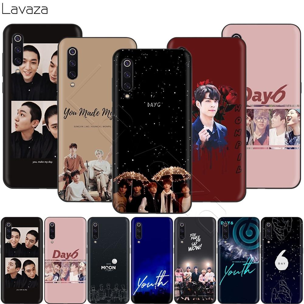 Lavaza DAY6 1ST World Tour Youth Case for Xiaomi Redmi Note 8 8A 7 6 6A 5 5A 4 4X 4A Go Pro Plus Prime