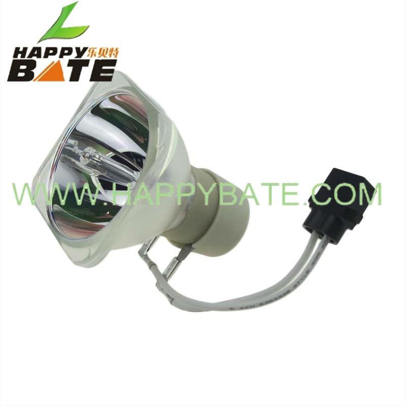 Lâmpada compatível EC. J5500.001/EC. J6200.001 uhp190/160 lâmpada do projetor para P5270 P5280 P5370 P5370W, etc happybate