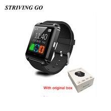 2020 мужские и женские Bluetooth U8 Смарт часы с камерой Bluetooth наручные часы для Android IOS Телефон Smartwatch PK DZ09 A1 Q18