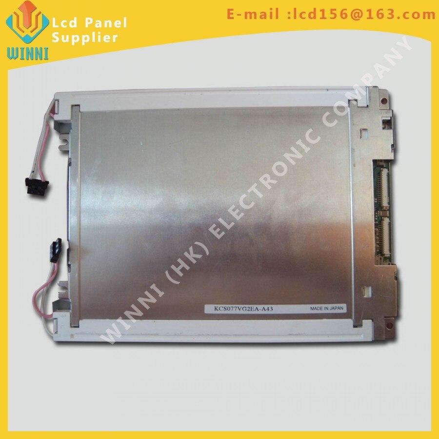 7.7 LCD Painel KCS077VG2EA-A43