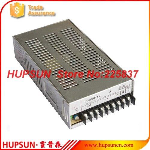 Fuente de alimentación industrial, fuente de alimentación con controlador LED de buena calidad, 250W fonte ac-dc 220v 5v 45a 12v 20a 24v 10a 48v 5a