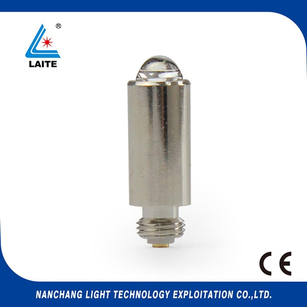 Welch allyn 03100 3.5 v lampe otoscope alternative 3.5 v shipping-10pcs gratuite