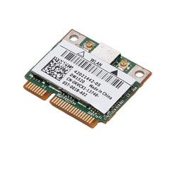 Новый DW1520 двухдиапазонный беспроводной AGN Половина мини PCI-E BCM943224HMS WIFI карта для DELL