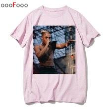 Xxxtentacion t-shirt 2019 streetwear haut t-shirt rip homme/femmes décontracté harajuku surdimensionné été hommes rap drôle t-shirt