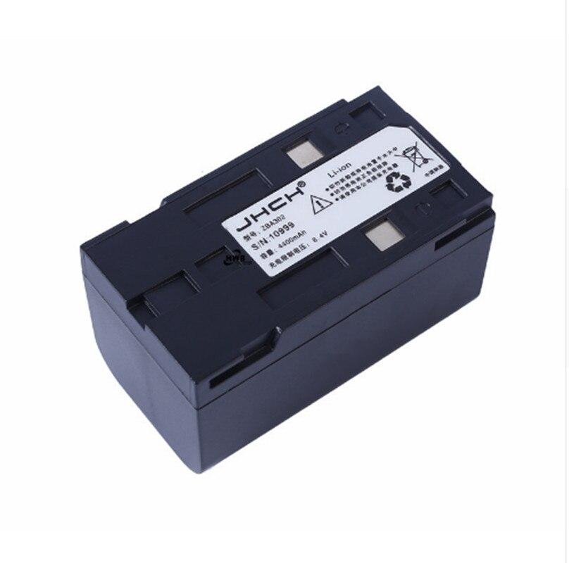 Gran calidad GEOMAX ZBA301 ZBA302 batería para GeoMax total stations survey Zipp10 ZT20 ZT20R ZOOM 20/30/35 instrumento de serie Pro