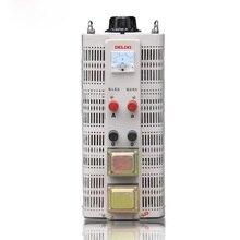 1 ADET TDGC2 Güç Dönüştürücü Tek Fazlı Regülatörü Giriş 220 V Trafo 15000 W Voltaj Ayarlanabilir Regülatör Çıkış 0 V -250 V 60A