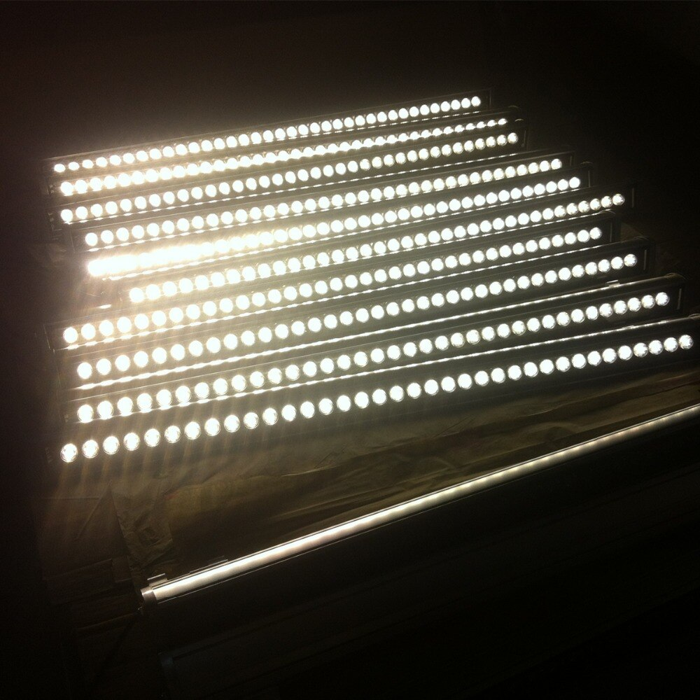 36W IP65 Aluminum RGB Color Transforming Outdoor Led Wall Washer Light Lamp Outdoor Waterproof Landscape light linear bar lamp enlarge