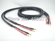 Haut-parleur audio haut-parleur hifi 7NX-SPK 4000Q câble de haut-parleur central audio