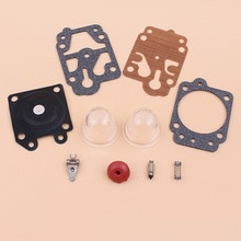 10 teile/los Vergaser Reparatur Kit Für Mitsubishi TL33 TL43 TL52 CG260 CG330 CG430 CG520 40-5 44F-5 34F 36F 139F 43CC 52CC Motor
