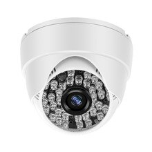 YiiSPO AHD   Mini caméra dôme 720P 1080P IR, 1 mp, 2 mp, 3 mp, 4 mp AHD, intérieure IR coupée, 48 led à Vision nocturne