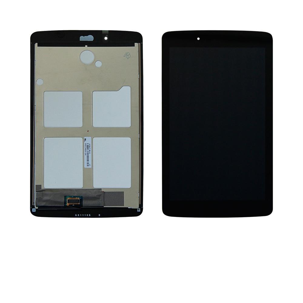 Para LG G PAD 7,0 V400 V410 completa LCD pantalla Digitalizador de pantalla táctil Sensor de montaje de panel