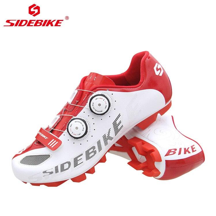 ¡Oferta! zapatos MTB de alta calidad para hombre, zapatos transpirables antideslizantes resistentes al desgaste, calzado para deportes al aire libre, zapatos de ciclismo para bicicleta de montaña