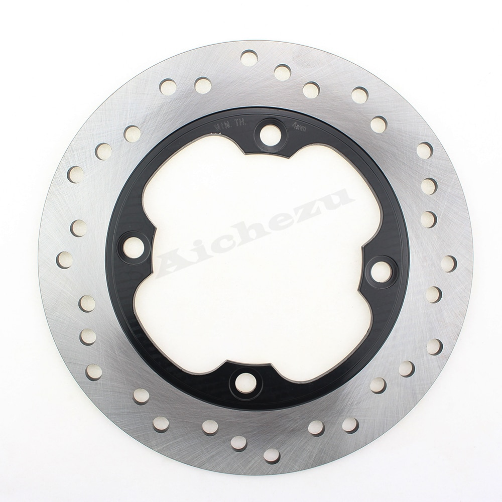 ACZ мотоцикл плавающий задний тормозной диск ротор для Honda CBR250 MC22 CBR400 NC29 CBR600 F2 F3 CBR600RR F5 CBR900RR CBR929RR