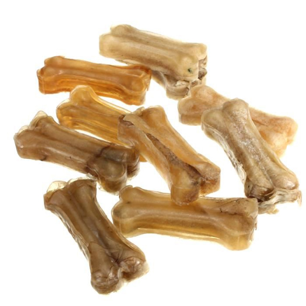 5 см, 10 шт./лот, закуска для собак, Жевательная кость, для домашних животных, для чистки зубов, для зубов, собачки, зубные прорезыватели, игрушки, гаджет