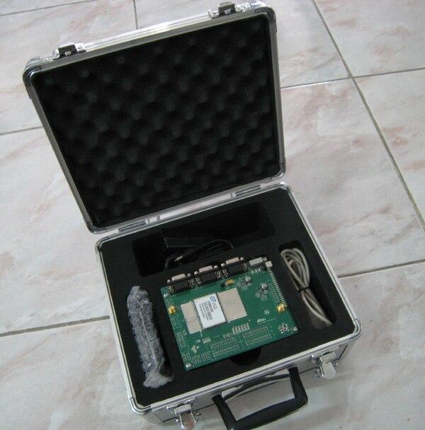 Para Beidou BD2/GPS kit de desarrollo de posicionamiento de Doble Estrella UM220 Beidou dos en un sistema de desarrollo GPS