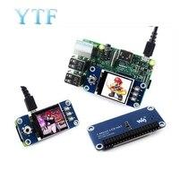 Raspberry Pi 3/4B B+ Plus ZERO 1.44 inch Color LCD Expansion Board SPI Interface Mini Game Display