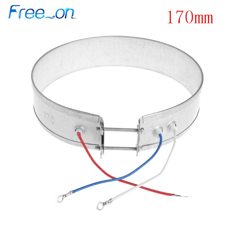 170mm Thin Band Heater Element 220V 750W For Household Electrical Appliances New