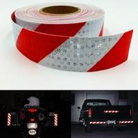 5 cm x 30 m רעיוני מדבקה לרכב-סטיילינג בטיחות אזהרת בלטת קלטת רעיוני