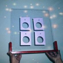 Goocheltrucs clear voorspelling board voorspellen toekomst mentalisme magie podium magic